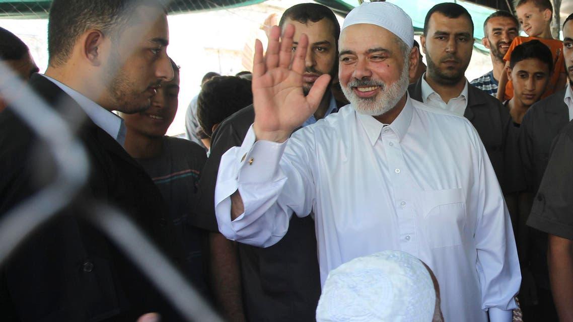 hamas haniyah reuters