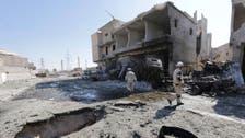 النظام يقصف حلب بالبراميل المتفجرة ويقتل 11 طفلا