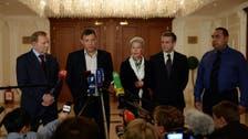 Ukraine signs ceasefire deal with rebels