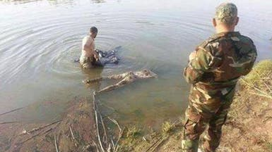 """ضحايا """"سبايكر"""".. تطفو جثثهم على نهر دجلة"""