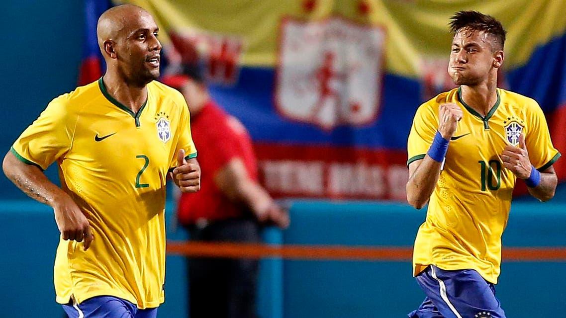 نيمار قاد البرازيل إلى فوز صعب على كولومبيا