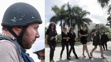 Sotloff's family speaks at Florida memorial