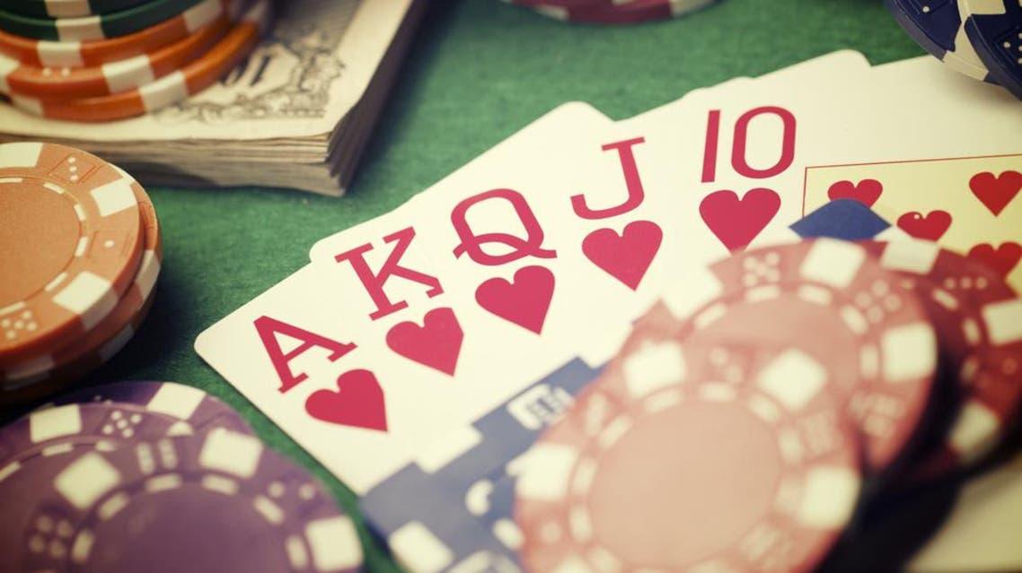 gambling shutterstock