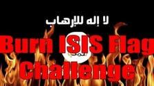 Is 'Burn ISIS Flag Challenge' the new Ice Bucket?