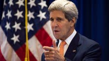 Kerry discusses militants with Arab League chief