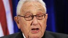 Henry Kissinger calls Iran a 'bigger problem than ISIS'