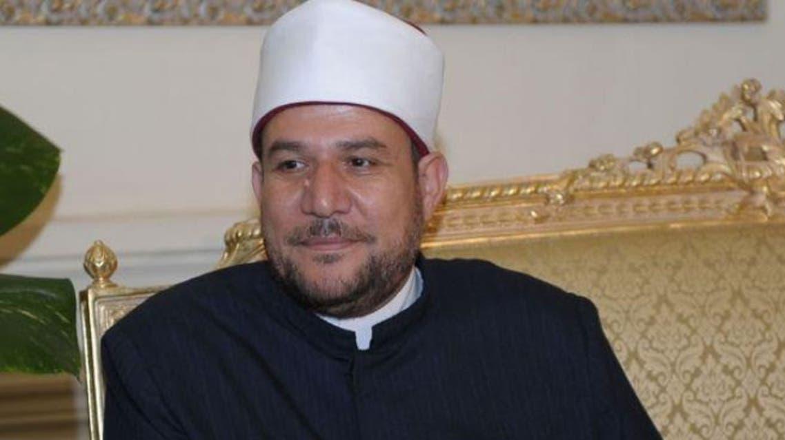الدكتور محمد مختار جمعة وزير الأوقاف المصري