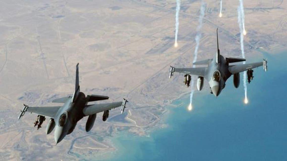 غارات أميركية لإبعاد شبح داعش