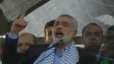 1900GMT: Will Palestinian unity government end because of Hamas?
