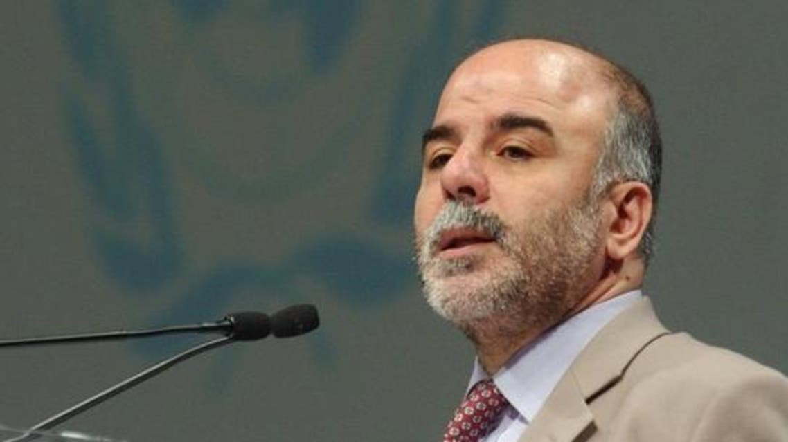 Haider Al-Abadi has previously served as communication minister in the Iraqi government.