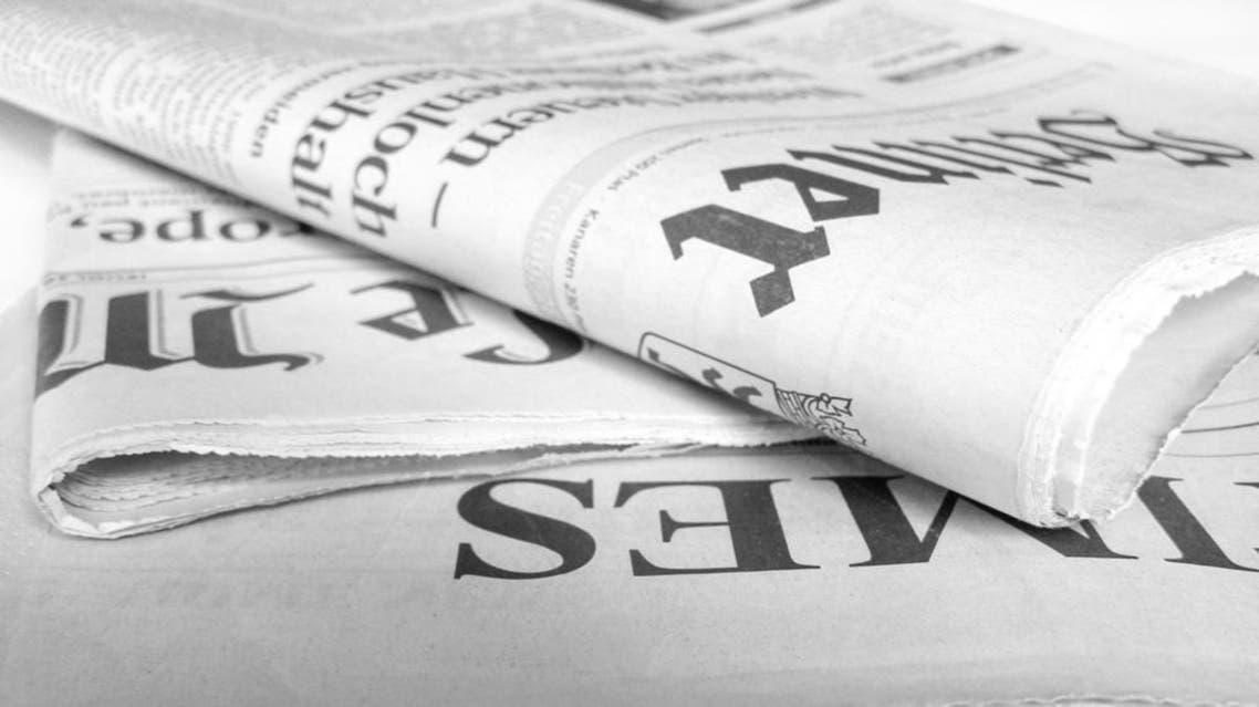 newspapers shutterstock