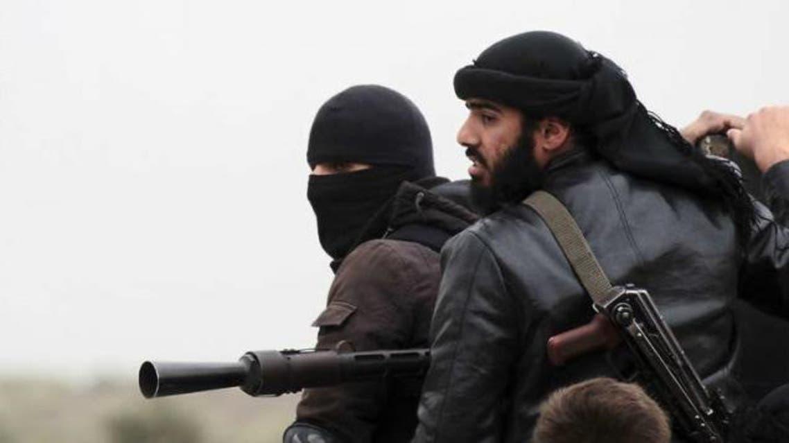 """مقاتلي تنظيم """"داعش"""