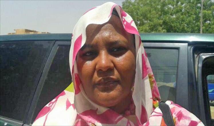 مريم الصادق المهدي نائبة رئيس حزب الأمة