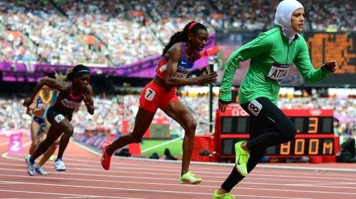 saudi olympic