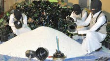 Saudi Arabia seizes $500 million worth of narcotics