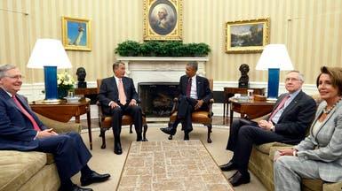 """أوباما لقادة الكونغرس: لديّ السلطة لقتال """"داعش"""""""