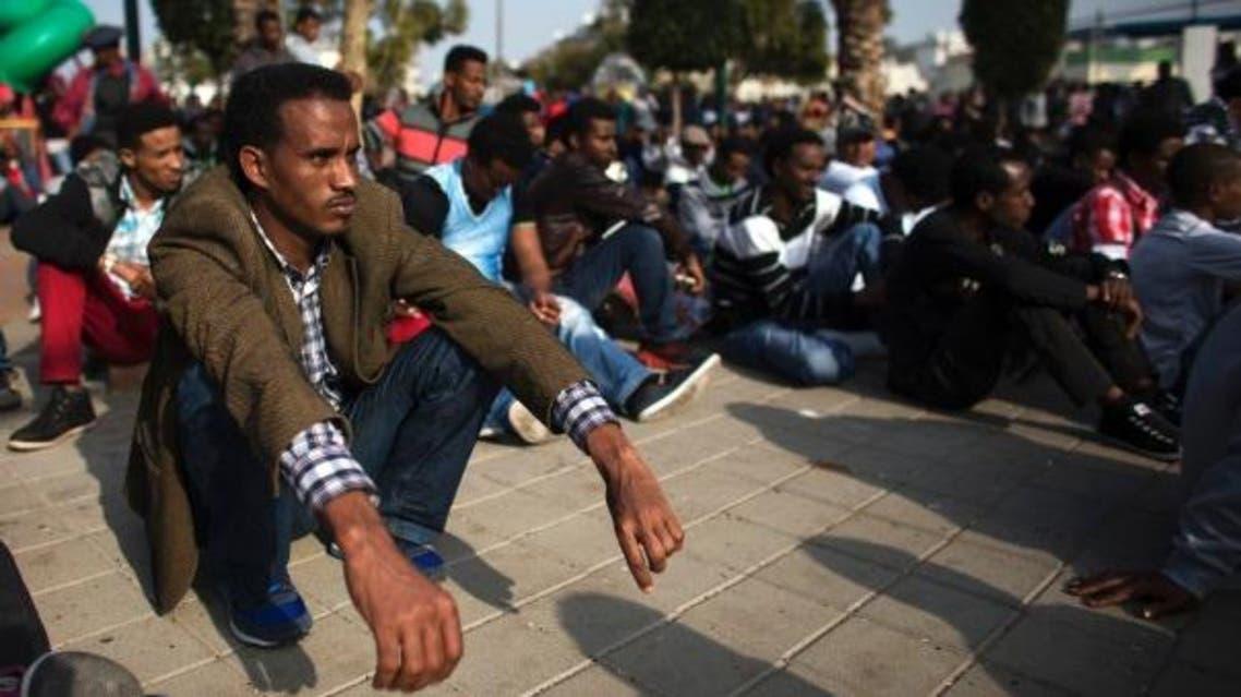 african migrants reuters