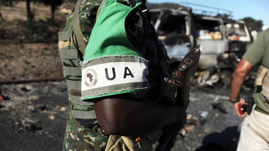 Suicide bomber strikes in Somalia