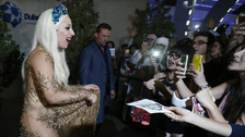 Video: Lady Gaga takes on 'conservative' look for Dubai