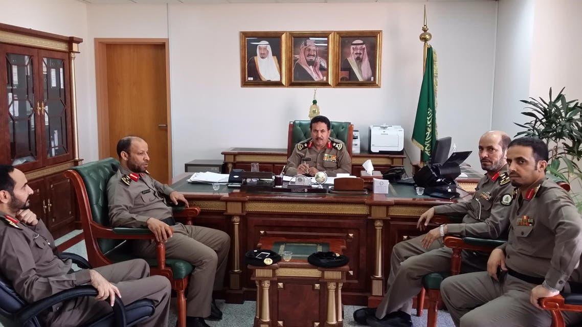 اللواء السواط مدير سجون مكة