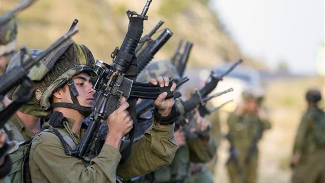 israeli army west bank reuters
