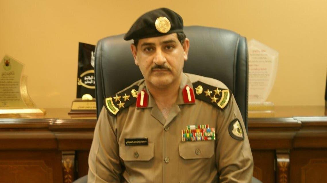 العميد مسعود العدواني مدير شرطة جدة