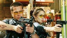 Brad and Angelina take up Israeli combat style