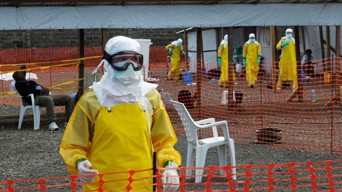 ليبيريا ايبولا ebola liberia