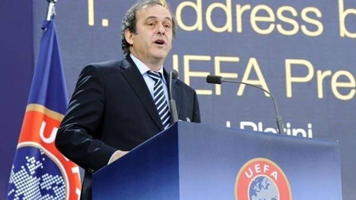 UEFA platini