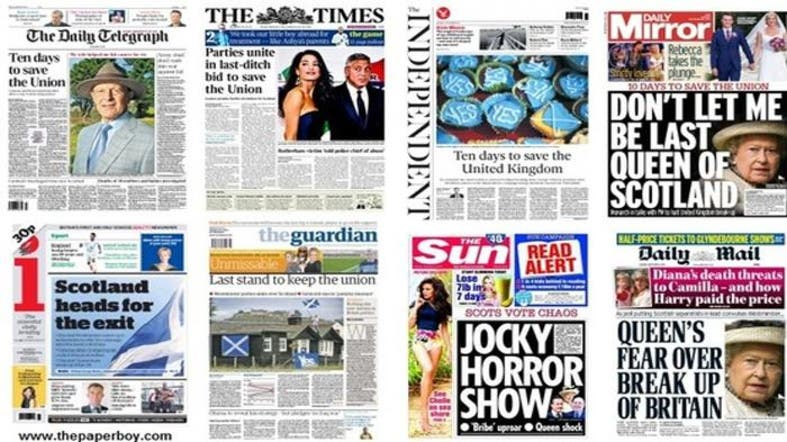 if there were no newspapers When the internet came along in the 1990s, though, they were still big and   daily newspaper, and there's no putting them back together again.