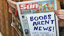 Murdoch: naked Page 3 girls are 'old fashioned'