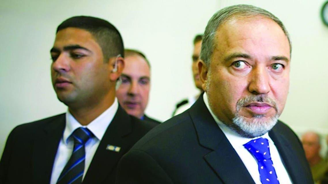 Avigdor Lieberman Reuters Israeli FM