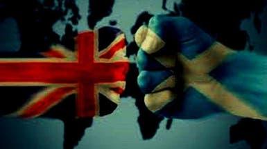 كلمة تهدد بريطانيا بخسارة ثلث مساحتها و8% من سكانها