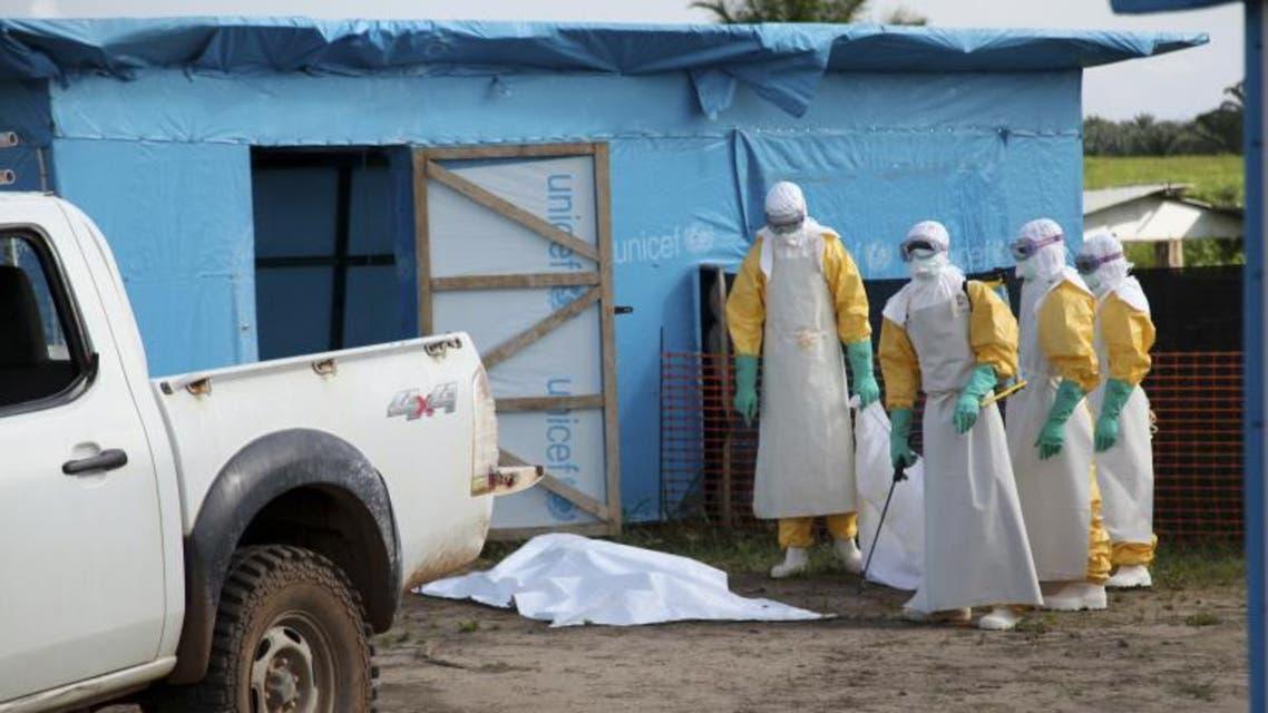 ebola saudi arabia reuters