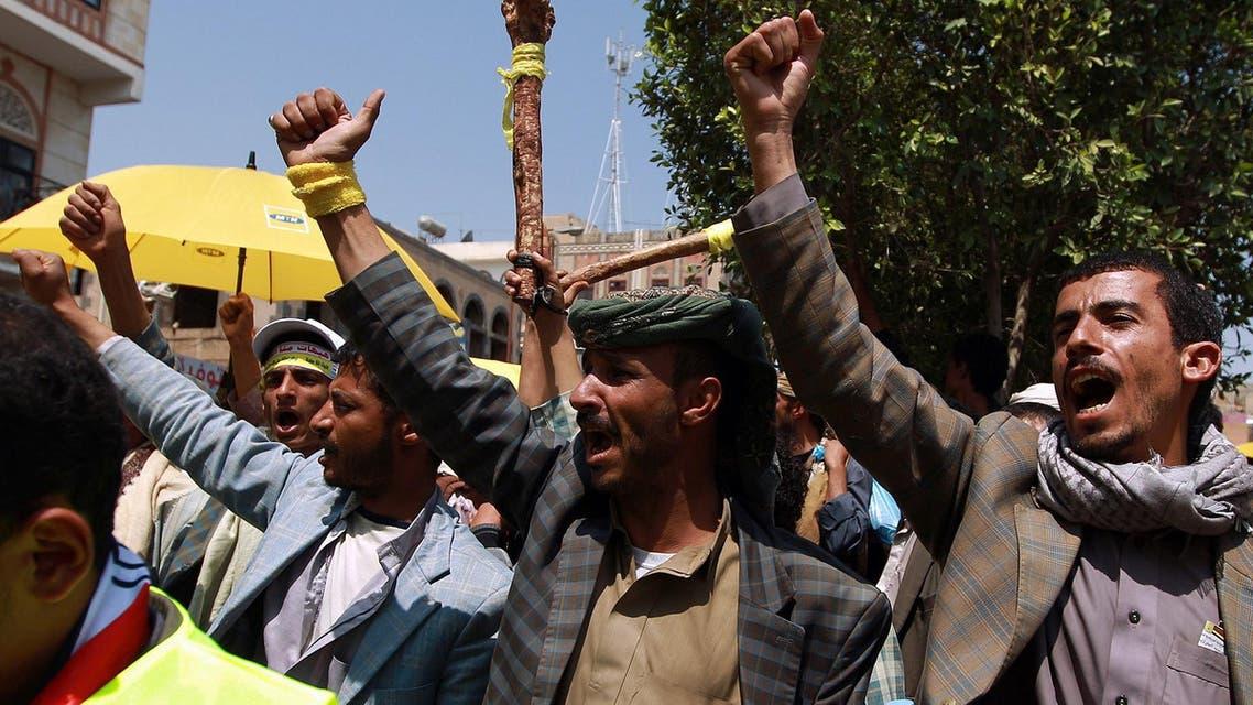 yemen houthis AFP sanaa