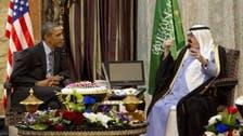 صدر اوباما کی شاہ عبد اللہ سے ٹیلی فون پربات چیت
