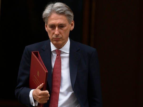 """هاموند يحذر من """"محاولة فرنسية"""" لتقليص دور لندن مالياً"""