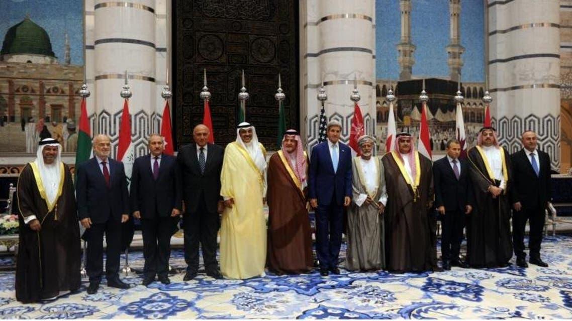 اجتماع جدة لمحرابة داعش
