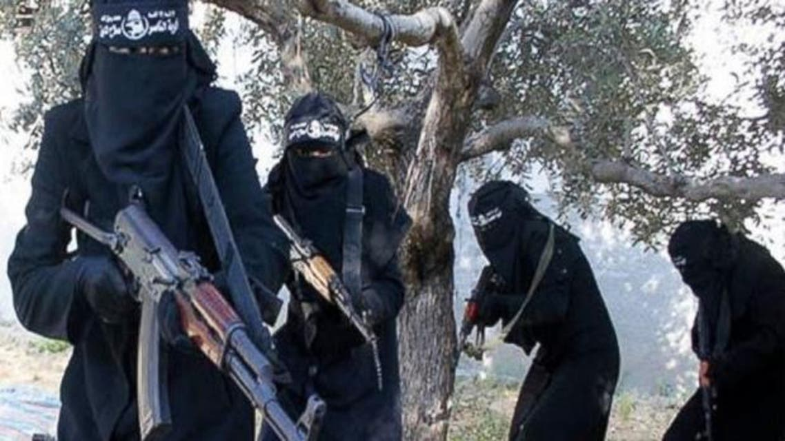 UK female jihadists