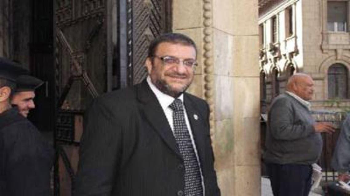 ناصر الحافي، عضو مجلس الشعب السابق ومحامي جماعة الإخوان