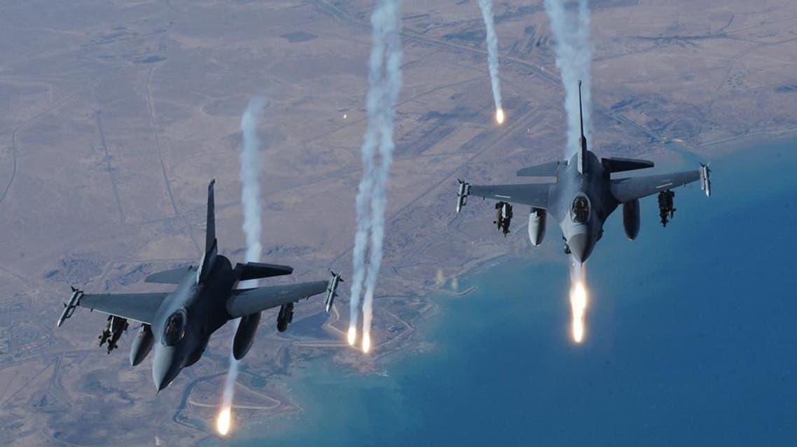 الحرب ضد داعش