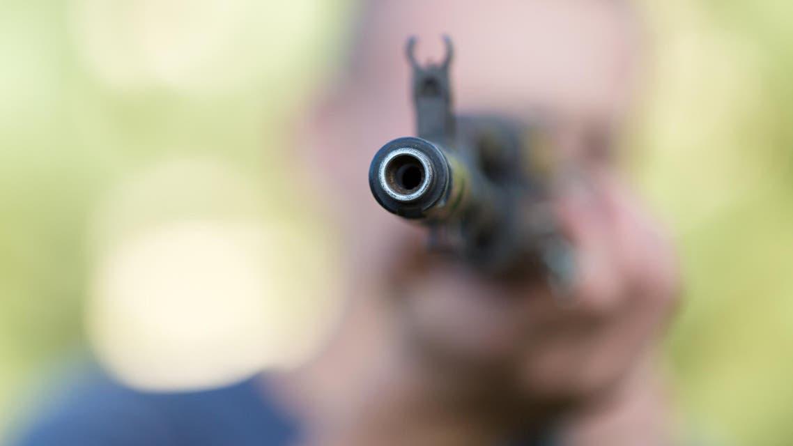 Kalashnikov ammunition weapons shutterstock