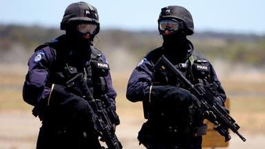توقيف رجل خلال عملية لمكافحة الإرهاب في أستراليا