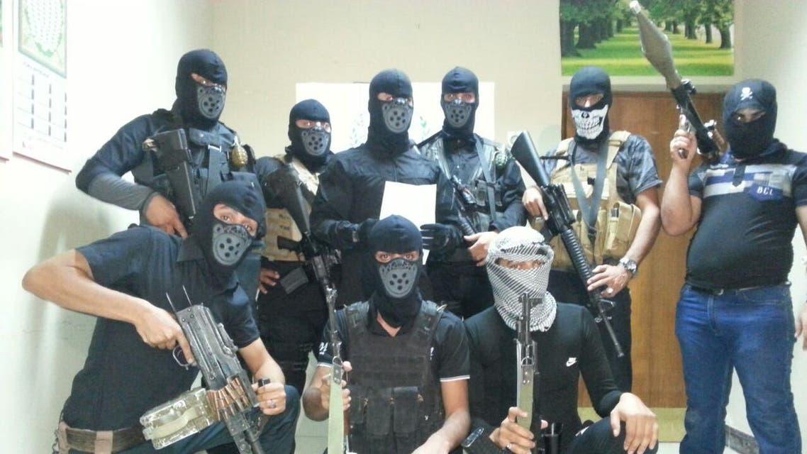 داعش سوريا