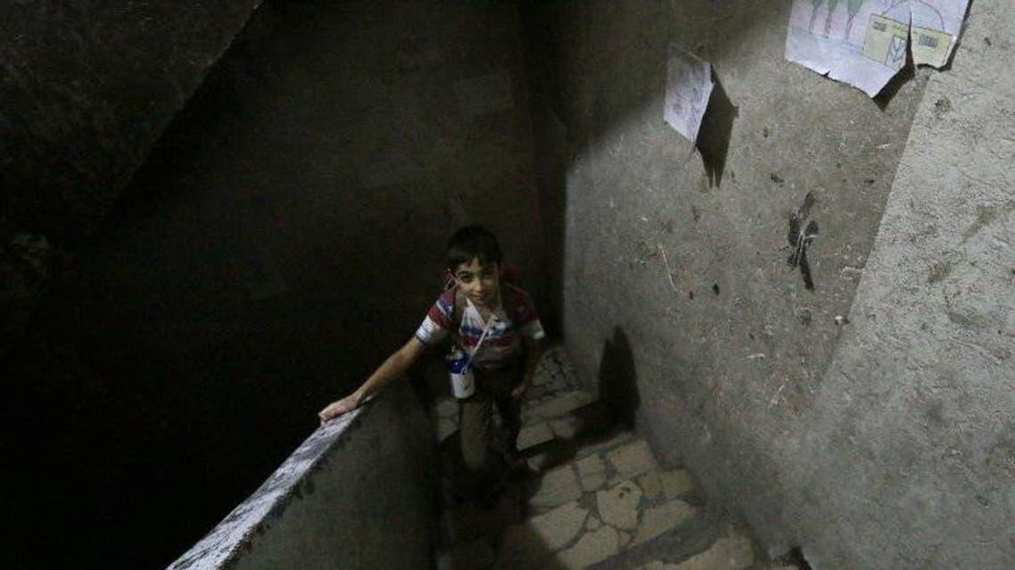 syria aleppo AFP