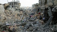 Blockaded Gaza faces huge challenges to rebuild after war