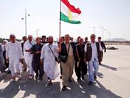 أولى قوافل حجاج كردستان تطير إلى الديار المقدسّة