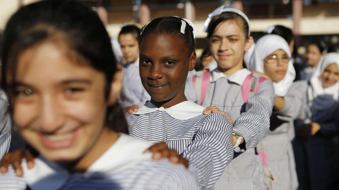 gaza school afp