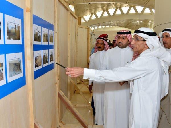 أمير الرياض يتفقد مشاريع مطار الملك خالد التطويرية