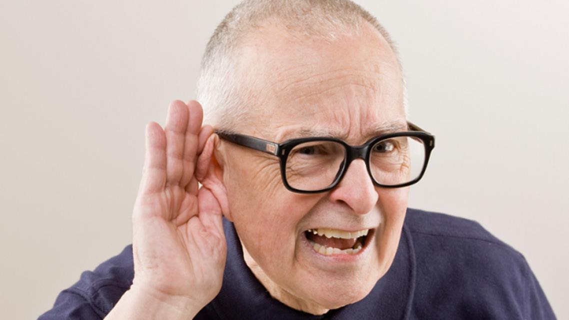 سمع deaf hearing